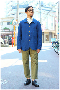 Bricklayer 2014 Spring Style Vol.1